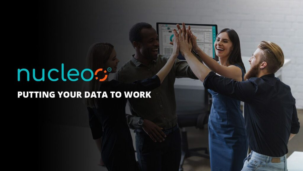 Foto de nucleoo Putting your data to work